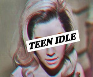 marina and the diamonds, teen idle, and teen image