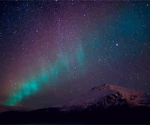 stars, sky, and gif image