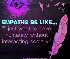 empathy, fact, and humanity image