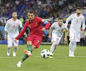 cristiano ronaldo, gol, and portugal image