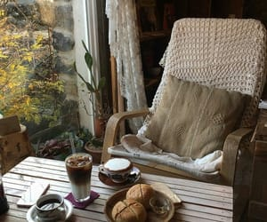coffee, food, and cozy image