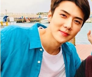 baby, handsome, and my man image