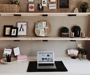 room, inspiration, and laptop image