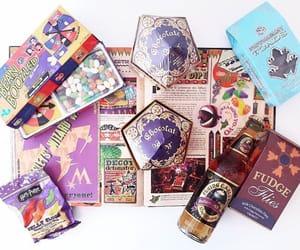 hogwarts, luna lovegood, and magic image