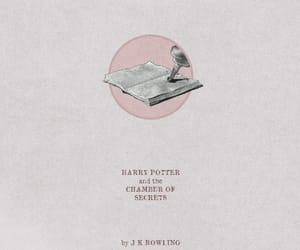 harry potter, hp, and j.k. rowling image
