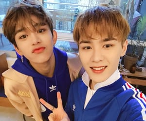 lucas, kun, and nct image