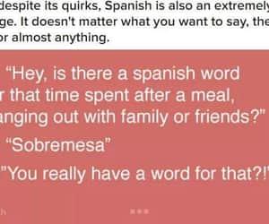 espanol, language, and quotes image