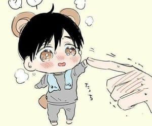 yuri on ice, anime, and chibi image