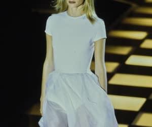 dress, high fashion, and model image