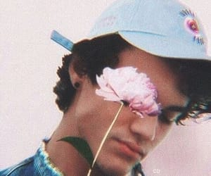 ethan dolan, dolan twins, and flowers image