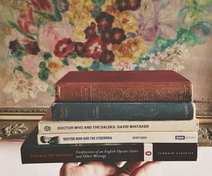 books, love, and aetesthic image