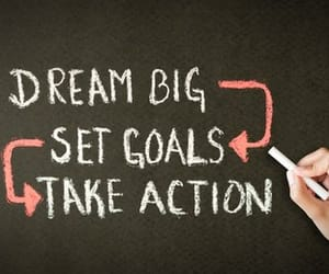 Action, words, and dreams image