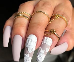 beautiful, diy, and nails image