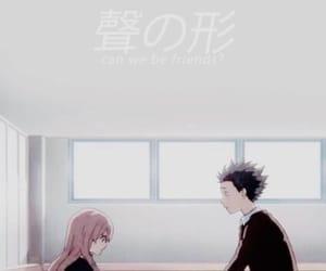 anime, cute, and koe no katachi image