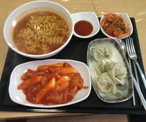 korean and korean food image