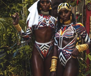 africa, beautiful, and goddess image