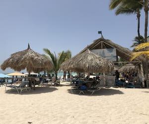 beach, Island, and sun image