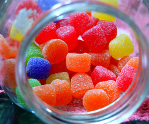 sweet, candy, and colorful image