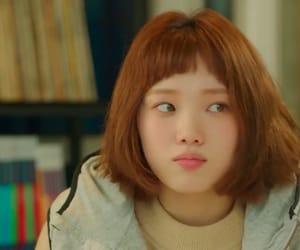 k dramas, lee sung kyung, and kim bok joo image