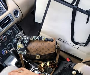 gifts, gucci, and Louis Vuitton image