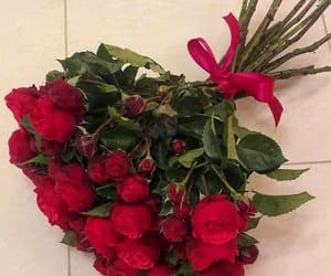 bouquet, boyfriend, and chic image