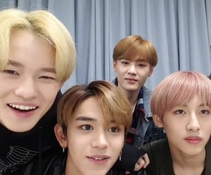 lucas, low quality, and nct image