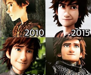 3, dreamworks, and hiccup image