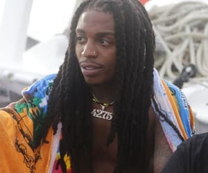 bae, beach, and dreads image