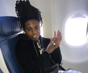 airplane, bae, and dreads image