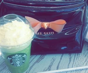 chic, goals, and green tea image