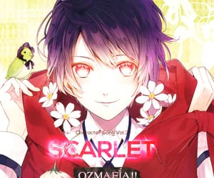 cool, pretty, and scarlet image
