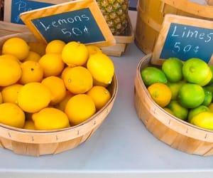 lemon, tropical, and lime image