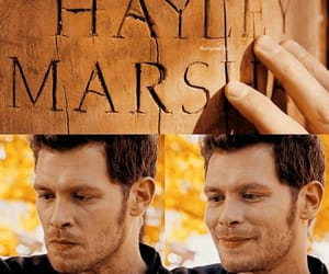 The Originals, klaus mikaelson, and hope mikaelson image