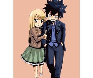 edit, fairy tail, and lucy heartfilia image