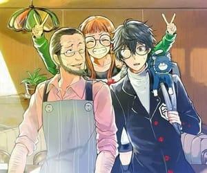 anime, persona 5, and futaba sakura image