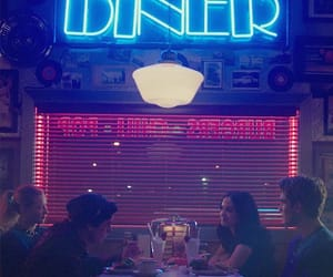 diner, teen, and tv show image