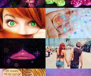 comics, aesthetic, and teen titans image