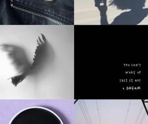 aesthetic, comics, and raven image