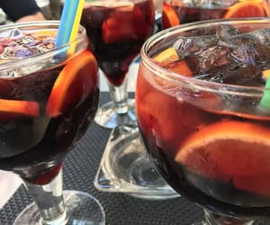 Barcelona, drink, and eat image