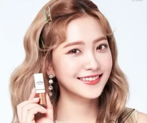 beautiful, girl, and etude house image