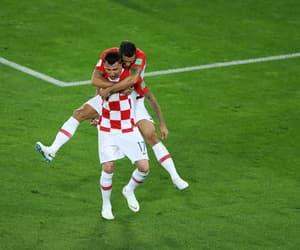 world cup, mario mandzukic, and ❤ image