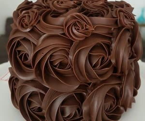 beautiful, cake, and chocolate image