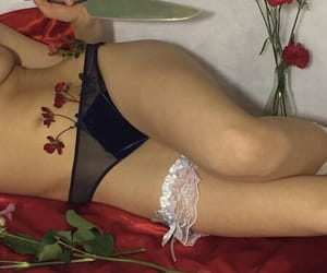 aesthetic, lingerie, and soft image