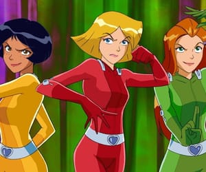 totally spies, Sam, and alex image
