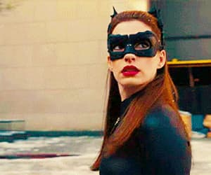 Anne Hathaway, gif, and the dark knight rises image