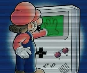 cool, nintendo, and old image