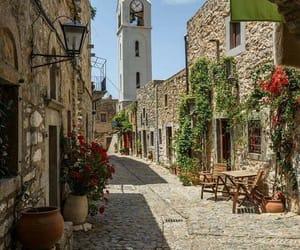 amazing, Greece, and greek island image