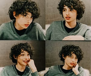 stranger things, finn wolfhard, and it 2017 image