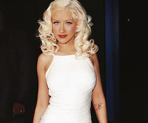 2000s, 90s, and christina aguilera image