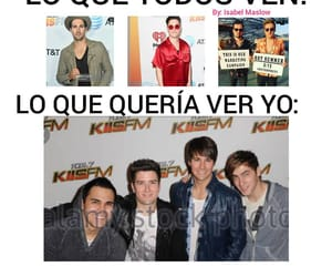 kendall schmidt, big time rush, and logan henderson image